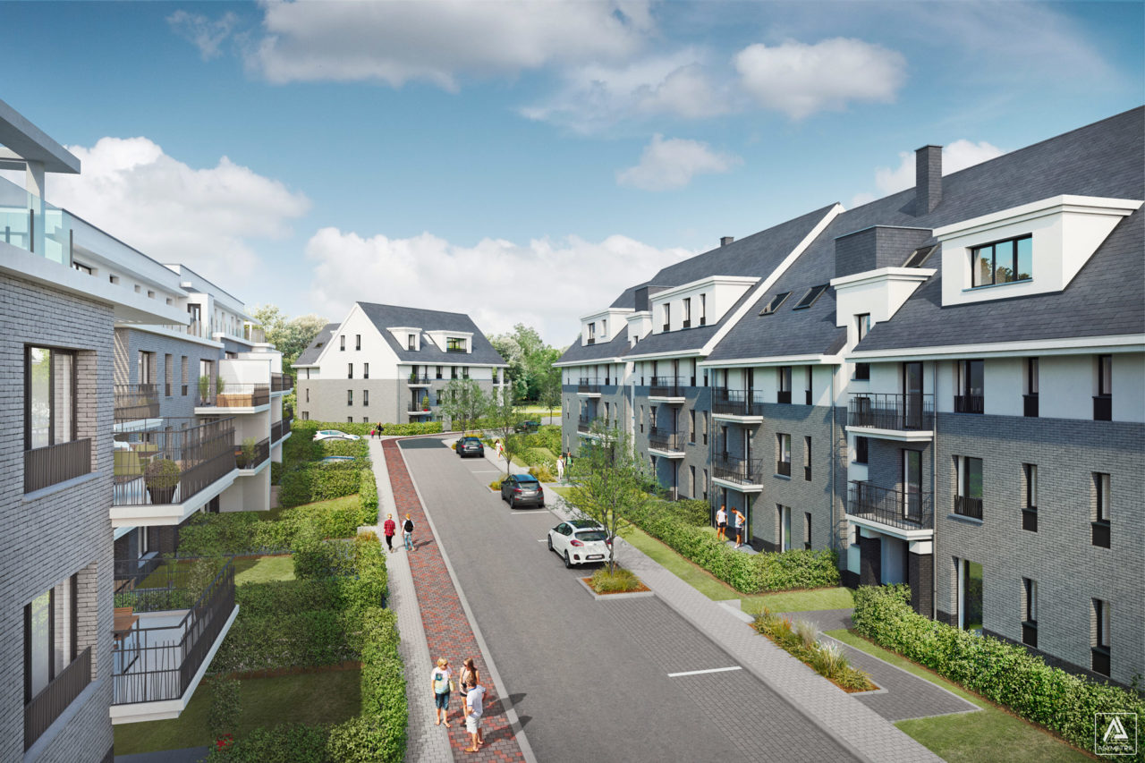 Terra Nostra - projet immobilier neuf - Waterloo