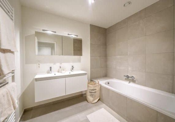 Terra-Nostra - salles de bain