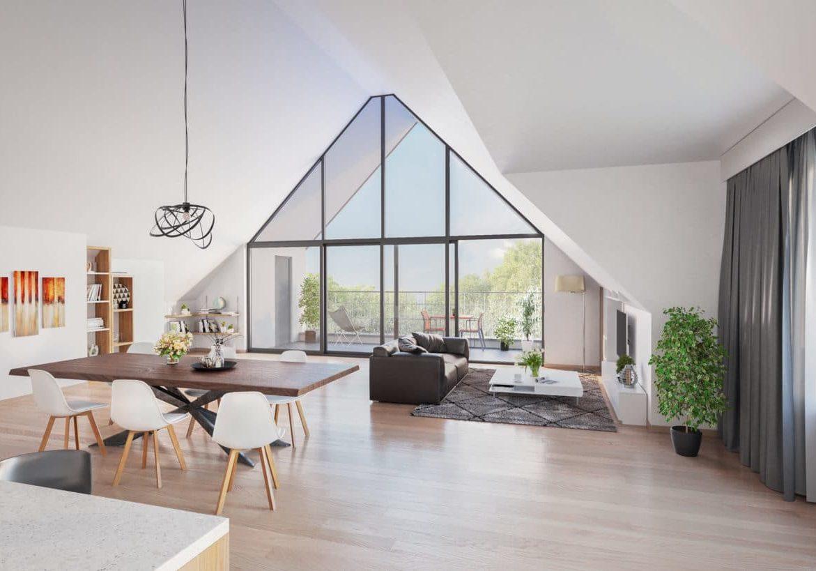 Terra Nostra - appartements avec terrasse - Braine-l'Alleud