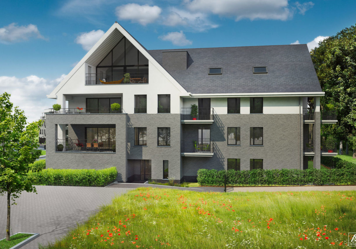 Terra Nostra - projet immobilier neuf - Braine-l'alleud